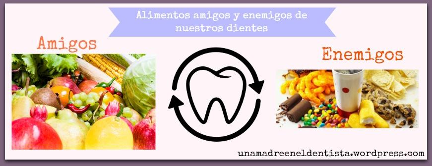 Alimentos que ayudan a cuidar nuestros dientes