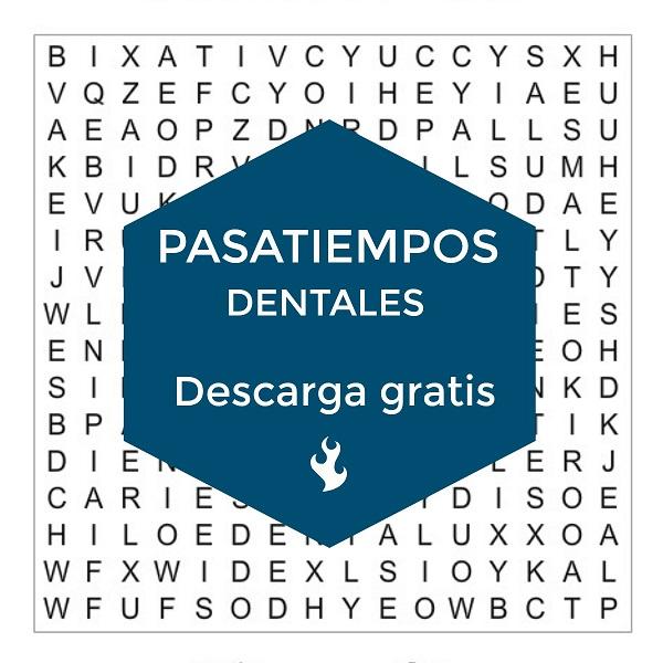 Pasatiempos dentales gratis