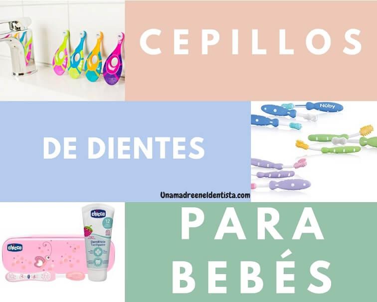 Cepillos de dientes para bebés