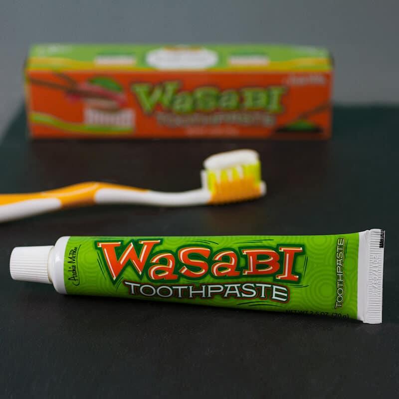 sabor wasabi