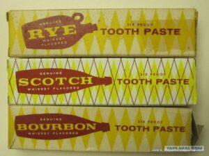 pastas de dientes