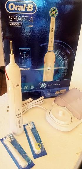 Cepillo eléctrico Oral-B para niños