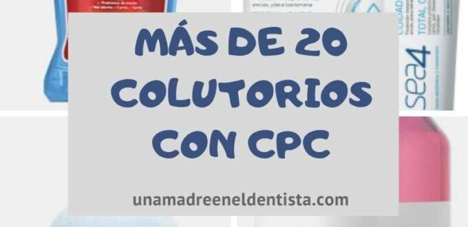 colutorios con CPC