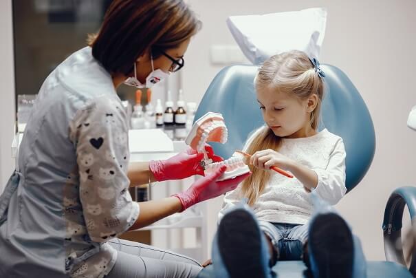 Odontopediatría: niños sin miedo al dentista